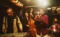 Smalls Jazz Club NYC w/ Roy Hargrove 2018